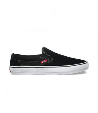 VANS VANS MENS SLIP-ON PRO SHOE BLACK  / WHITE / GUM SP20