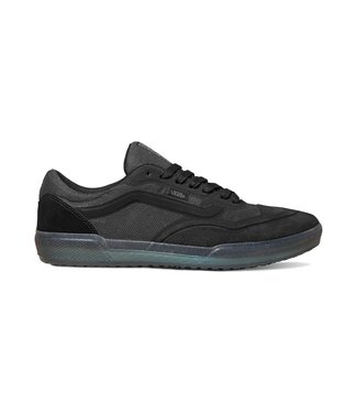 VANS VANS MENS AVE PRO SHOE BLACK / SMOKE SP20