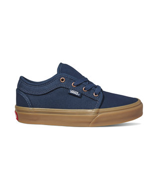 VANS VANS BOYS CHUKKA LOW SHOE DRESS BLUES / GUM SP20