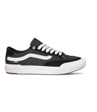 VANS VANS MENS BERLE PRO SHOE BLACK / TRUE WHTIE SP20