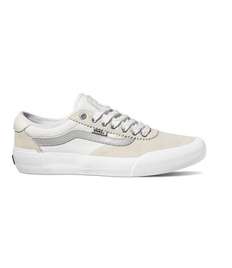 VANS VANS MENS CHIMA PRO 2 SHOE (REFLECTIVE) WHITE SP20