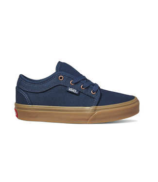VANS VANS MENS CHUKKA LOW SHOE DRESS BLUES / GUM  SP20