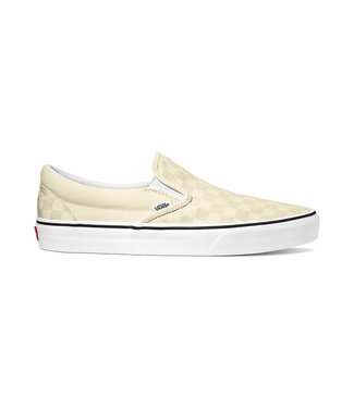 VANS VANS WOMENS CLASSIC SLIP-ON SHOE CLASSIC WHITE / TRUE WHITE SP20