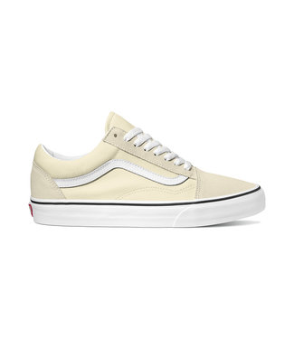 VANS VANS WOMENS OLD SKOOL SHOE CLASSIC WHITE / TRUE WHITE SP20