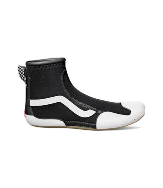 VANS VANS MENS SURF BOOT MID BLACK / TRUE WHITE SP20