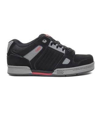 DVS DVS MENS CELSIUS SHOE BLACK / CHARCOAL / RED SP20