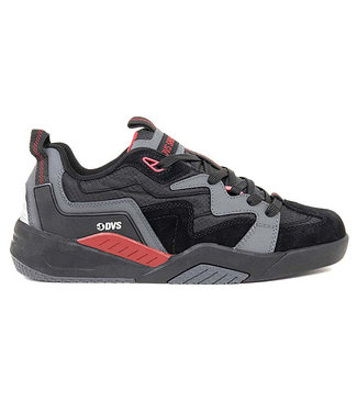 DVS DVS MENS DEVIOUS SHOE CHARCOAL / BLACK / RED SP20