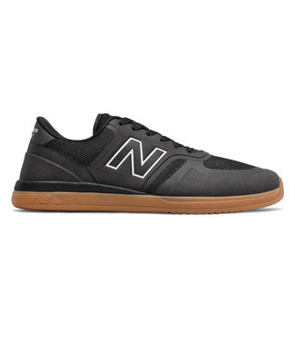 NEW BALANCE NEW BALANCE MENS NUMERIC 420 SHOE BLACK / GUM SP20
