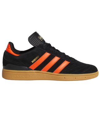 ADIDAS ADIDAS MENS BUSENITZ SHOE CORE BLACK / SOLAR RED / GUM SP20