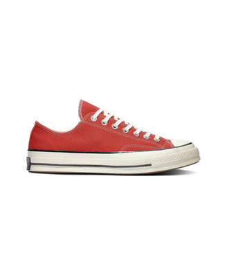 CONVERSE CONVERSE MENS CHUCK 70 OX SHOE ENAMEL RED / EGRET / BLACK SP20