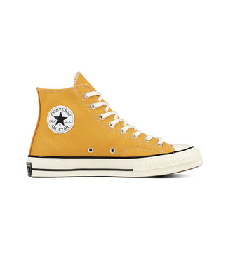 CONVERSE CONVERSE MENS CHUCK 70 HI SHOE SUNFLOWER / BLACK / EGRET SP20