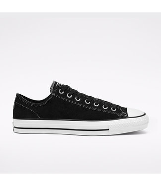 CONVERSE CONVERSE MENS CHUCK TAYLOR ALL STAR PRO OX SHOE BLACK / BLACK / WHITE SP20