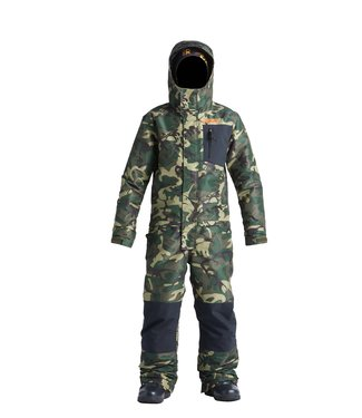 AIRBLASTER AIRBLASTER YOUTH FREEDOM SUIT OG DINOFLAGE 2020
