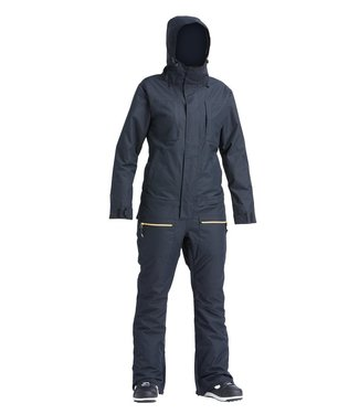 AIRBLASTER AIRBLASTER WOMENS INSULATED FREEDOM SNOW SUIT BLACK 2020