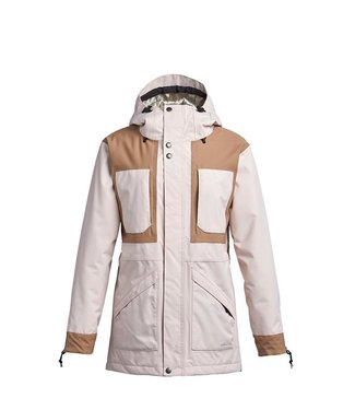 AIRBLASTER AIRBLASTER WOMENS LADY STORM CLOAK SNOW JACKET BLUSH ANTLER 2020