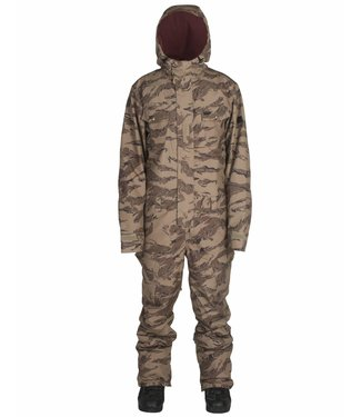 RIDE RIDE MENS FUSLON ONE-PIECE SNOW SUIT TIGER CAMO 2020