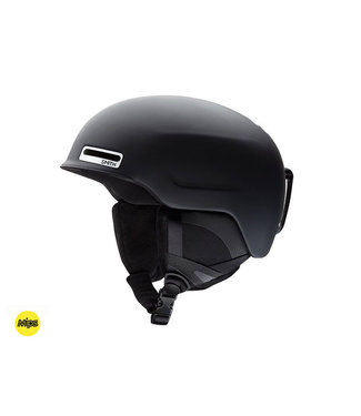 SMITH SMITH MENS MAZE w/ MIPS SNOWBOARD HELMET BLACK 2020