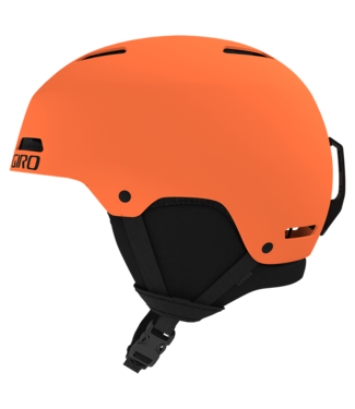 GIRO GIRO LEDGE SNOW HELMET MATTE ORANGE 2020