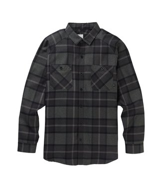 ANALOG ANALOG MENS TRANSMISSION FLANNEL MID LAYER TOP TRUE BLACK 2020