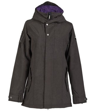 NIKITA NIKITA WOMENS BANYON SNOW JACKET BLACK 2020