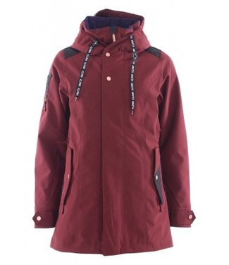 NIKITA NIKITA WOMENS BANYON SNOW JACKET MERLOT 2020
