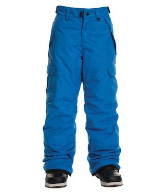 686 686 BOYS INFINITY CARGO INSULATED SNOW PANT STRATA BLUE 2020