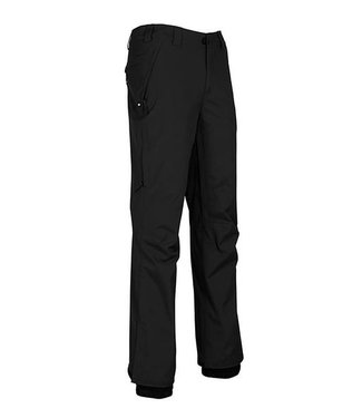 686 686 MENS STANDARD SHELL SNOW PANT BLACK 2020