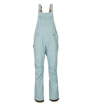 686 686 WOMENS BLACK MAGIC INSULATED BIB SNOW PANT BLUE DENIM 2020