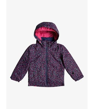 ROXY ROXY GIRLS MINI JETTY SNOW JACKET MEDIEVAL BLUE 2020