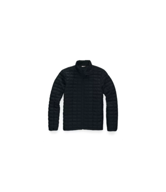 THE NORTH FACE THE NORTH FACE MENS THERMOBALL ECO JACKET MID LAYER TOP BLACK 2020