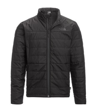 THE NORTH FACE THE NORTH FACE MENS BOMBAY JACKET MID LAYER TOP BLACK 2020
