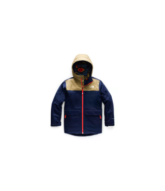 THE NORTH FACE THE NORTH FACE BOYS FREEDOM INSULATED SNOW JACKET MONTAGUE BLUE 2020