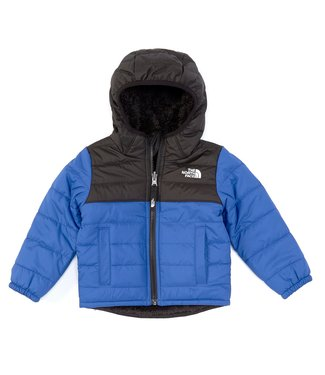 THE NORTH FACE THE NORTH FACE TODDLER BOYS REVERSIBLE MOUNT CHIMBORAZO SNOW JACKET BLUE / BLACK 2020