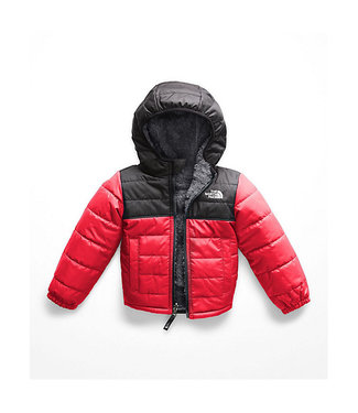 THE NORTH FACE THE NORTH FACE TODDLER BOYS REVERSIBLE MOUNT CHIMBORAZO SNOW JACKET RED / BLACK 2020