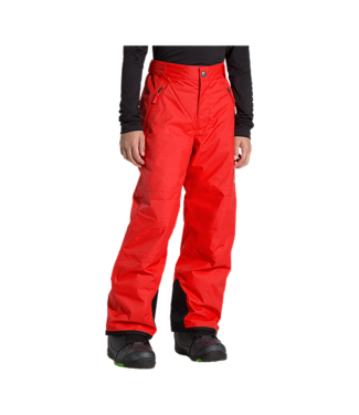 THE NORTH FACE THE NORTH FACE BOYS FREEDOM INSULATED SNOW PANT FIERY RED 2020