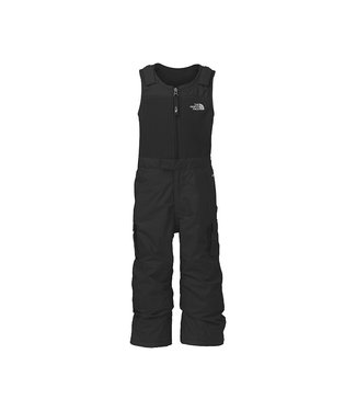 THE NORTH FACE THE NORTH FACE TODDLER BOYS INSULATED BIB SNOW PANT BLACK 2020