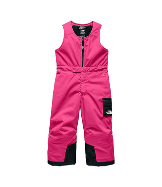 THE NORTH FACE THE NORTH FACE TODDLER INSULATED BIB SNOW PANT MR. PINK 2020