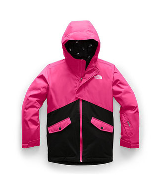 THE NORTH FACE THE NORTH FACE GIRLS FREEDOM INSULATED SNOW JACKET MR. PINK 2020