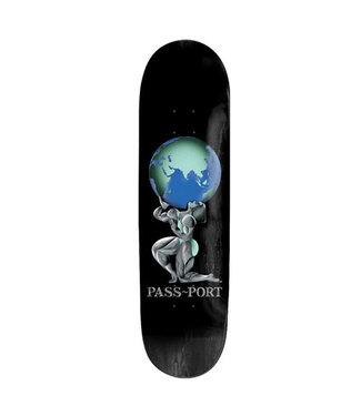"""PASSPORT PASSPORT WORLD SKATEBOARD DECK - 8.25"""""""
