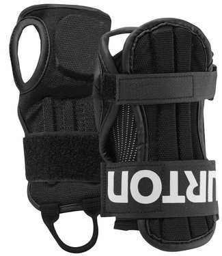 BURTON BURTON MENS ADULT WRIST GUARDS TRUE BLACK 2020
