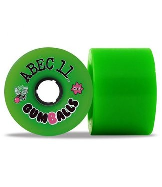 ABEC 11 ABEC 11 GUMBALLS WHEELS - 76 mm 84A
