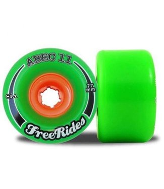 ABEC 11 ABEC 11 FREERIDES WHEELS - 77mm 81A