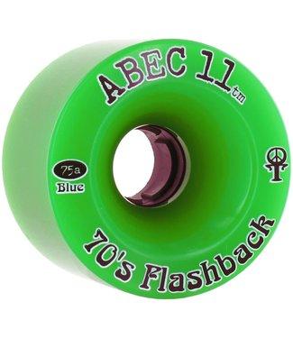 ABEC 11 ABEC 11 FLASHBACKS WHEELS 70MM 75A
