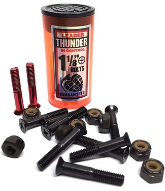 "THUNDER THUNDER BOLTS 1 1/8TH"" PHILLIPS SKATEBOARD HARDWARE"