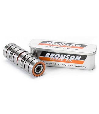 BRONSON BRONSON G3 SKATEBOARD BEARINGS