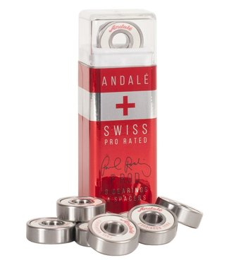 ANDALE ANDALE SWISS PAUL RODRIGUEZ SKATEBOARD BEARINGS