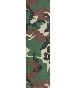 "JESSUP JESSUP GRIP TAPE SHEET - 9"" - CAMO"