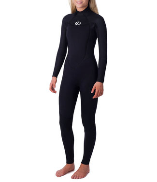 RIP CURL RIP CURL WOMENS OMEGA 3/2 BACK-ZIP WETSUIT 2020