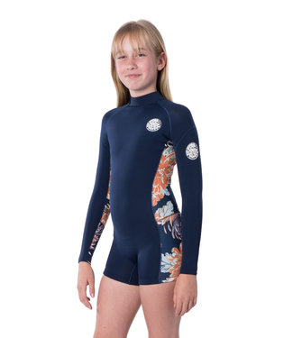 RIP CURL RIP CURL GIRLS JUNIOR DAWN PATROL L/S SPRING WETSUIT 2020