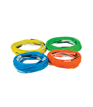 RONIX RONIX R6 80' 6-SECTION FLOATING MAINLINE - ASSORTED COLOURS 2018